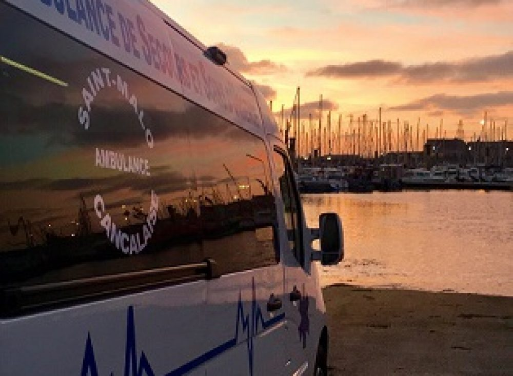 Saint-Malo Ambulances et  VSL
