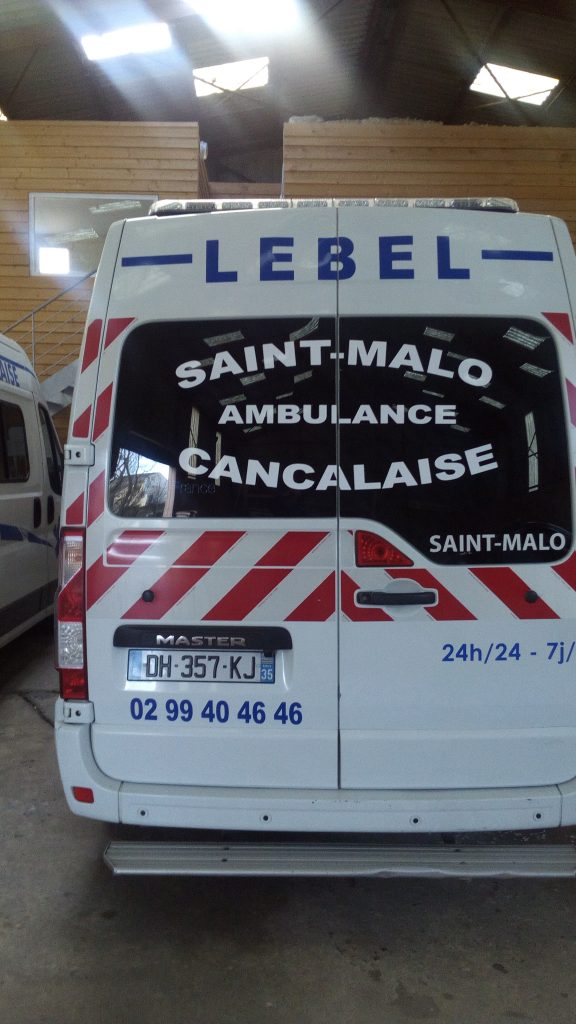 vsl et ambulance malouine