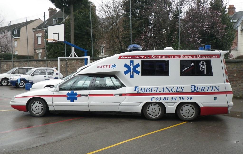 ambulance malouine ambulance cancalaise présente une xm vsl ambulance