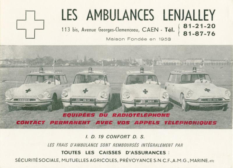 ambulance malouine saint malo ambulance présente les ambulances citroen